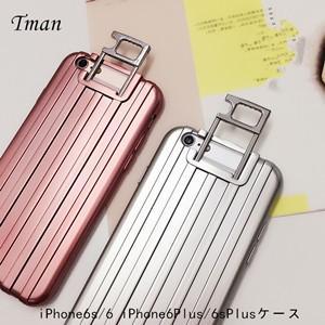 スーツケース型 iPhone6/6sケース iPhone6Plus/6sPlusケース カバー 携帯ケース アイフォンケース|tman