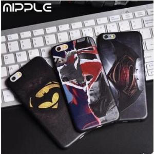 キャプテンアメリカ Captain America Batman バットマン superman スーパーマン iPhone6/6sケース iPhone6Plus/6sPlusケース アイフォンケース 携帯ケース|tman