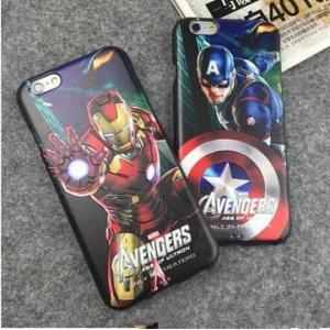 キャプテンアメリカ Captain America  iPhone6/6sケース iPhone6Plus/6sPlusケース アイフォンケース 携帯ケース カバー|tman