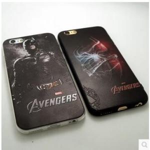 Batman バットマン SpiderMan スパイダーマン iPhone6/6sケース iPhone6Plus/6sPlusケース アイフォンケース 携帯ケース カバー|tman