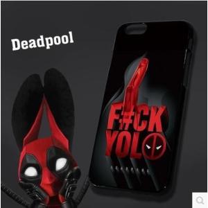 デッドプール Deadpool iPhone7/7plus iPhone6/6s  iPhone5/6s/SEケース iPhone6Plus/6sPlusケース 携帯カバー 携帯ケース 送料無料|tman
