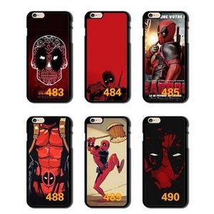 デッドプール Deadpool iPhone7/7plus iPhone6/6s  iPhone5/6s/SEケース iPhone6Plus/6sPlusケース 携帯カバー 携帯ケース 送料無料|tman