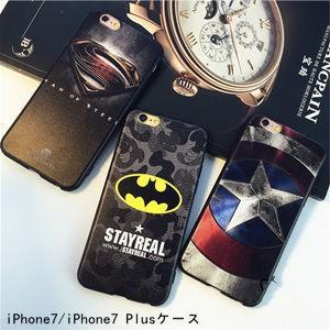 キャプテンアメリカ iPhone7ケース iPhone7Plusケース iPhone6/6sケース iPhone6Plus/6sPlusケース 携帯ケース スマホケース カバー 送料無料|tman