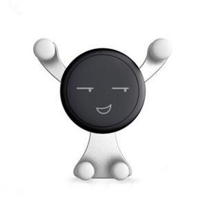 送料無料 ホルダー ショート スマホ/携帯電話 iPhone7/8/8Plus もOK! 360度 万能回転 軽量 吹き出し口用 車載用品  便利 簡単|tman|03