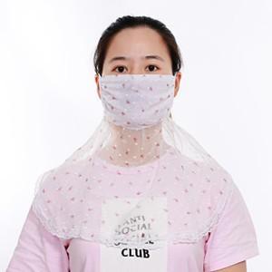 フェイスカバー マスク UVカットマスク 日焼けマスク レディース 日焼け対策 日よけマスク アウトドア 紫外線防止 ネックカバー 通気性 送料無料|tman