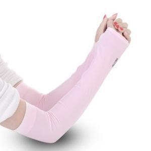 アームカバー UVアームカバー UVカット 涼しい ロング丈 手袋 日焼け対策 UV手袋 アウトドア 日焼け止め 紫外線防止 通気性 薄手 送料無料|tman|05