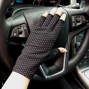 手袋 UV手袋  UVカット 涼しい 指切り 手ぶくろ ショート手袋 滑り止め 日焼け対策 オシャレ アウトドア 日焼け止め 紫外線防止 通気性 薄手 夏 送料無料|tman