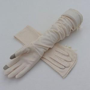 手袋 UV手袋  UVカット 涼しい アームカバー 手ぶくろ ロング手袋 日焼け対策 スマホ手袋 アウトドア 冷感 日焼け止め 紫外線防止 通気性 薄手 夏|tman