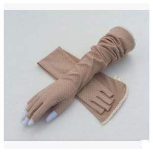 手袋 UV手袋  UVカット 涼しい アームカバー 手ぶくろ 指切り ロング手袋 日焼け対策 アウトドア 冷感 日焼け止め 紫外線防止 通気性 薄手 夏 送料無料|tman
