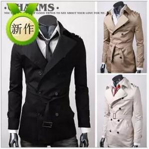 トレンチコート メンズ コートメンズ ロングコート メンズ ビジネスコート ステンカラーコート ロングコート メンズ ジャケット 秋新作|tman