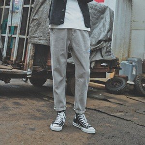 サルエルパンツ メンズ カジュアルパンツ ゆったり 薄手 着痩せ おしゃれ 通学 秋物 冬物 新作 Tman 送料無料|tman