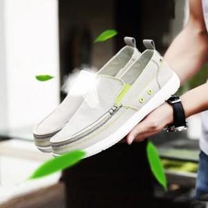 スニーカー メンズシューズ 靴 無地 カジュアルシューズ フラットシンプル 通気性 伸縮性 軽量 ファッション 2018 夏 夏物 新作 tman 送料無料|tman