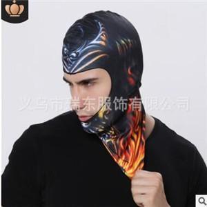 商品情報 フェイスマスク 男女兼用 ネックカバー 紫外線対策 フェイスカバー 目だし帽 UVカットマ...