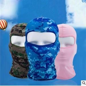 2点セット フェイスカバー 目だし帽 UVカットマスク 日焼けマスク メンズ レディース 冷感 日焼け対策 アウトドア 紫外線防止 ネックカバー 通気性 送料無料|tman