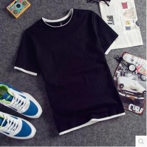 Tシャツ メンズTシャツ tシャツ 半袖 半そでtシャツ メンズ 無地 夏 カットソー メンズファッション クルーネック トップス|tman