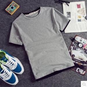 Tシャツ メンズTシャツ tシャツ 半袖 半そでtシャツ メンズ 無地 夏 カットソー メンズファッション クルーネック トップス|tman|02