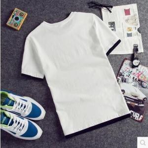 Tシャツ メンズTシャツ tシャツ 半袖 半そでtシャツ メンズ 無地 夏 カットソー メンズファッション クルーネック トップス|tman|03