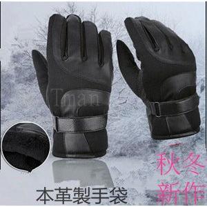 サイクリング手袋 メンズ 手袋 自転車 運転 防風 裏ボア付き 厚手 男性用 スノーボード バイクグローブ 防寒 保温 アウトドア 冬|tman
