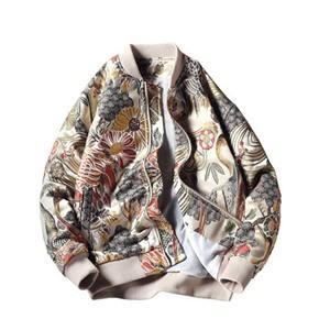 スタジャン メンズ 刺繍 スタジアムジャンパー スタジアムジャケット ブルゾン ゆったり 大きいサイズ おしゃれ アウター 春物 新作 送料無料|tman