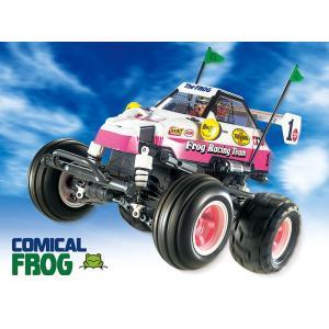本格的RCカー!1/10RC XB COMICAL FROG (コミカル マイティフロッグ) 完成品!組立不要!すぐに遊べます。 tmgarage2019