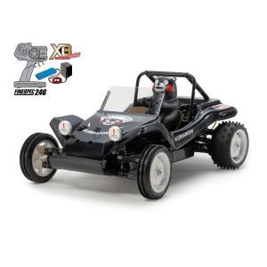 本格的RCカー!1/10RC XB RCバギー・くまもんバージョン (DT-02シャーシ) ブラック 完成品!組立不要!すぐに遊べます。 tmgarage2019