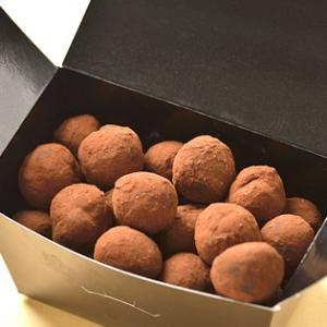 チョコレート トリュフロム 有名パティシエ特製 チョコ ギフト