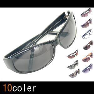 サングラス メンズ UVカット ゴーグル ミラー サングラス シルバー 2359 2470 2473