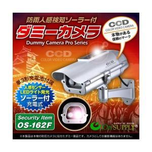 ソーラー 屋内用ダミーカメラ/ダミーカメラ センサーライト 監視カメラ|tmts