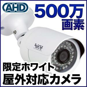 防犯カメラ 監視カメラ 500万画素 暗視・防水・屋外 SONYセンサー バレット|tmts