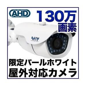 防犯カメラ 監視カメラ/130万画素 暗視・防水・屋外 SX-VRA21Rw SONYセンサー バレット|tmts