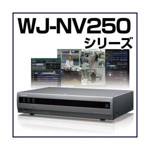 WJ-NV250/4 パナソニック Panasonic ネットワークディスクレコーダー 4TB(2TB×2)モデル|tmts
