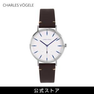 腕時計 Charles Vogele シャルルホーゲル メンズ 公式 V0720.S02 M-3 series (154812) 男性 プレゼント|tn-square