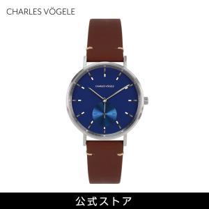 腕時計 Charles Vogele シャルルホーゲル メンズ 公式 V0720.S04 M-3 series (154813) 男性 プレゼント|tn-square