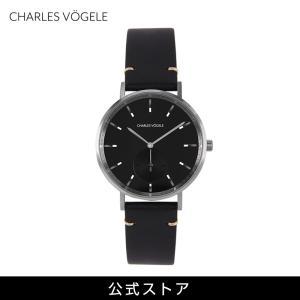 腕時計 Charles Vogele シャルルホーゲル メンズ 公式 V0720.S03 M-3 series (154814) 男性 プレゼント|tn-square