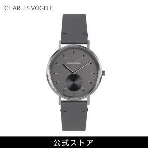 腕時計 Charles Vogele シャルルホーゲル メンズ 公式 V0720.G57 M-3 series (154817) 男性 プレゼント|tn-square