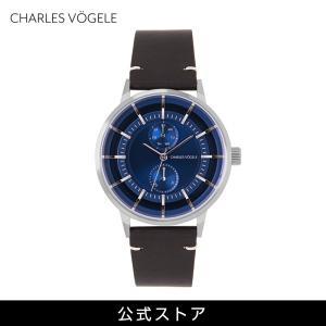 腕時計 Charles Vogele シャルルホーゲル メンズ 公式 V0721.S04 M-4 series (154819) 男性 プレゼント|tn-square