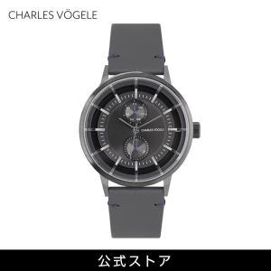 腕時計 Charles Vogele シャルルホーゲル メンズ 公式 V0721.G37 M-4 series (154823) 男性 プレゼント|tn-square