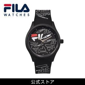 FILA フィラ 腕時計 FILASTYLE フィラスタイル ユニセックス 腕時計 スポーツ 38-129-202 (159102) リンクコーデ プレゼント hawks202110|tn-square