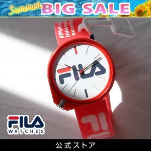 FILA フィラ FILASTYLE フィラスタイル ユニセックス 腕時計 スポーツ 38-199-010 (168015) リンクコーデ プレゼント hawks202110|tn-square