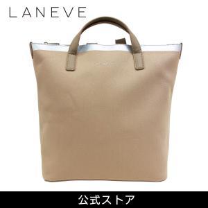 LANEVE ランイブ レディース リュック(2way) 11796 BE/SV (179331)|tn-square