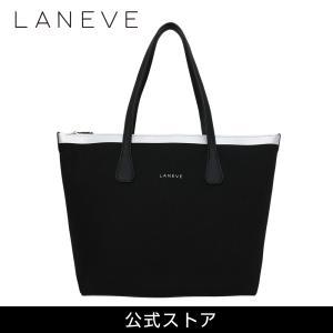 LANEVE ランイブ レディース トートバッグ 11810 BK/SV (179345)|tn-square