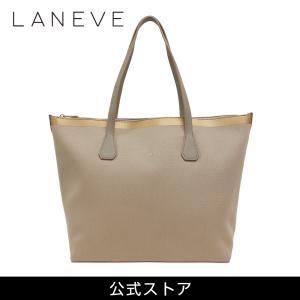 LANEVE ランイブ レディース トートバッグ 11810 BE/PG (179348)|tn-square