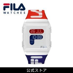 FILA フィラ FILASTYLE フィラスタイル ユニセックス 腕時計 スポーツ 38-105-005 (153849) {敬老の日 プレゼント}|tn-square