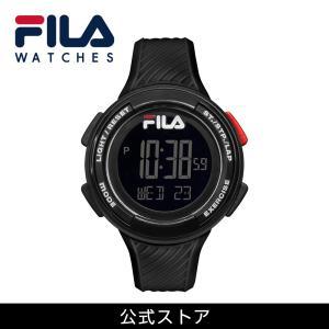 FILA フィラ FILACTIVE フィラスタイル ユニセックス 腕時計 スポーツ 38-163-001 (153844)|tn-square