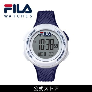 FILA フィラ FILACTIVE フィラスタイル ユニセックス 腕時計 スポーツ 38-163-002 (153845)|tn-square
