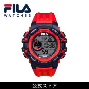 FILA フィラ ユニセックス 腕時計 スポーツ 38-188-002 (160399)|tn-square