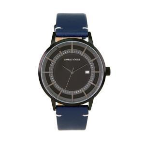 Charles Vogele(シャルルホーゲル) 腕時計 公式 V0718.B03 M-1 series|tn-square