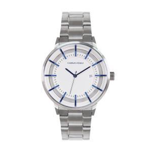 Charles Vogele(シャルルホーゲル) 腕時計 公式 V0719.S02 M-2 series|tn-square