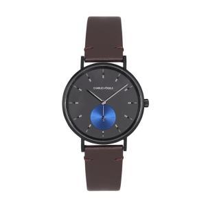 Charles Vogele(シャルルホーゲル) 腕時計 公式 V0720.B43 M-3 series|tn-square