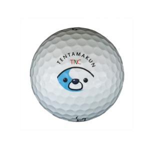てんタマくんゴルフボール 半ダース(6個入) tnc-netshop